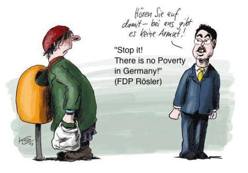 rösler karrikatur armut